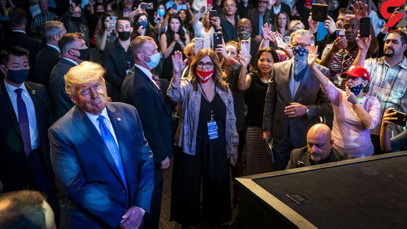انتخابات زودهنگام در آمریکا + فیلم
