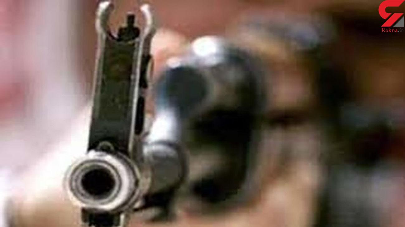 دستگیری مردی که مجتمع سیمان داراب را تیرباران کرد