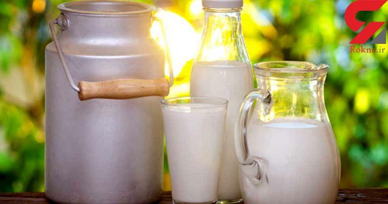 مبتلایان به فقر آهن شیر بز مصرف کنند