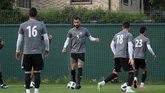 روزبه چشمی جام جهانی را از دست داد