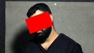 اقدام وحشیانه متهم گلستانی هنگام فرار / ماموران پلیس جسد غرق در خون را دیدند