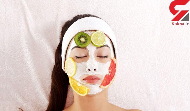 با پوست این میوه ها ماسک های شگفت انگیز خانگی درست کنید