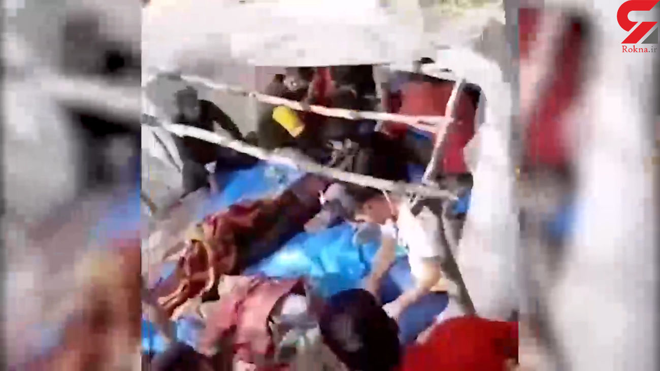 فیلم / مرگ دو کوهنورد با گاز زغال در جنگل گلستان / ماجرا کلیپ جنجالی از اجساد چه بود؟