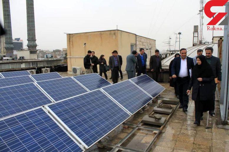 نظارت بر فعالیت های محیط زیستی منطقه 8 تهران