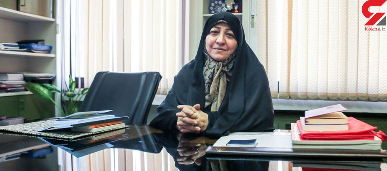 جلودارزاده: اگر رئیس جمهورمان زن بود به وضعیت آموزش و سلامت جامعه بیشتر فکر می کرد