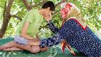 مادری از جنس باران / زنی فداکار در کیاسر که همه را غافلگیر کرد + عکس