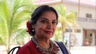 تصادف وحشتناک خانم بازیگر معروف / هند