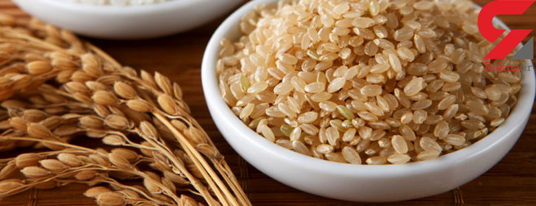 برنج قهوه ای یک منبع عالی غذایی