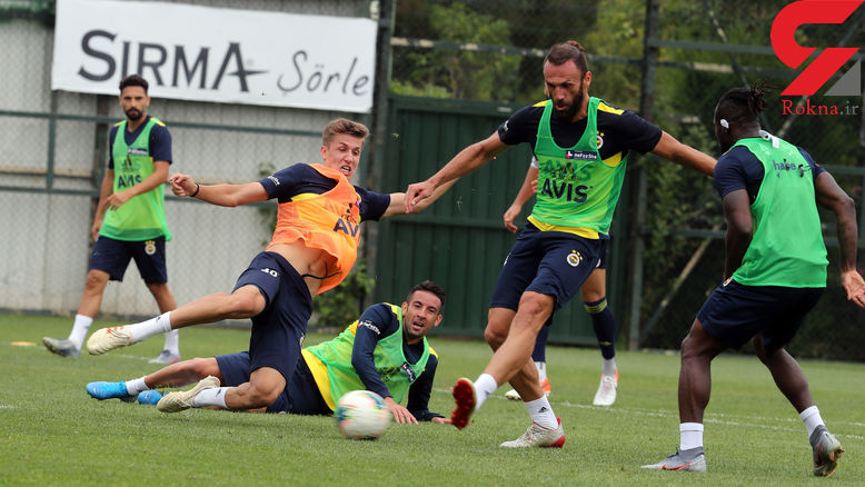 فنرباغچه با صیادمنش/ آماده نخستین بازی فصل جدید سوپر لیگ ترکیه