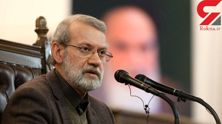 رییس مجلس شهادت سردار حاج حسین اسداللهی را تسلیت گفت