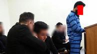 قتل مربی بدنسازی در بام تهران+عکس