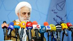 محسنی اژه ای: احمدی نژاد بیاید و جای پولها را نشان دهد
