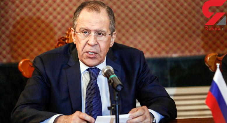 لاوروف: از همه توان برای پابرجا ماندن همکاری با اروپا استفاده خواهیم کرد