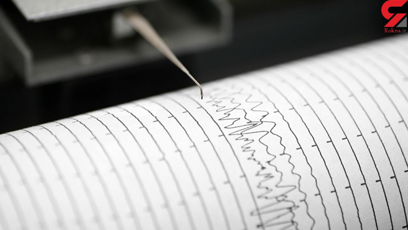 زلزله بوشهر را لرزاند + جزئیات ریشتر بالا