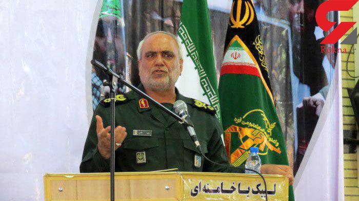 سردار مجید خادمی رئیس سازمان حفاظت اطلاعات وزارت دفاع شد