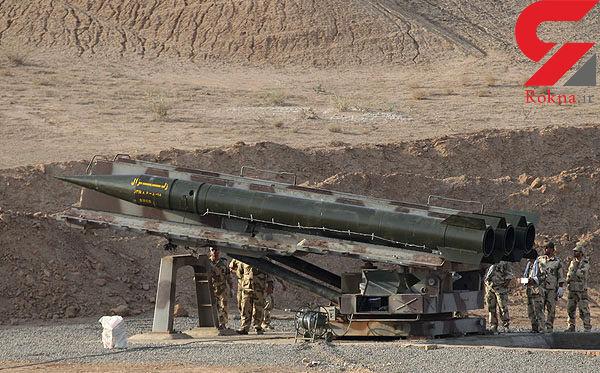 موشکهای ایرانی که اسراییلی ها از آن وحشت دارند+ تصاویر