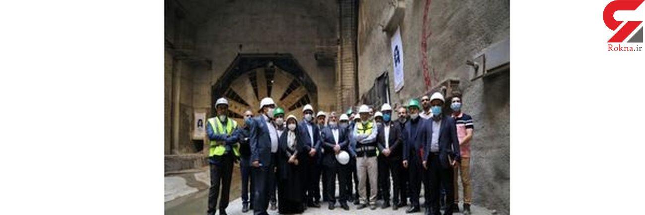 عبور خط 10 مترو از 6 منطقه شهرداری تهران / تاثیر قیمت ارز بر توسعه خطوط مترو