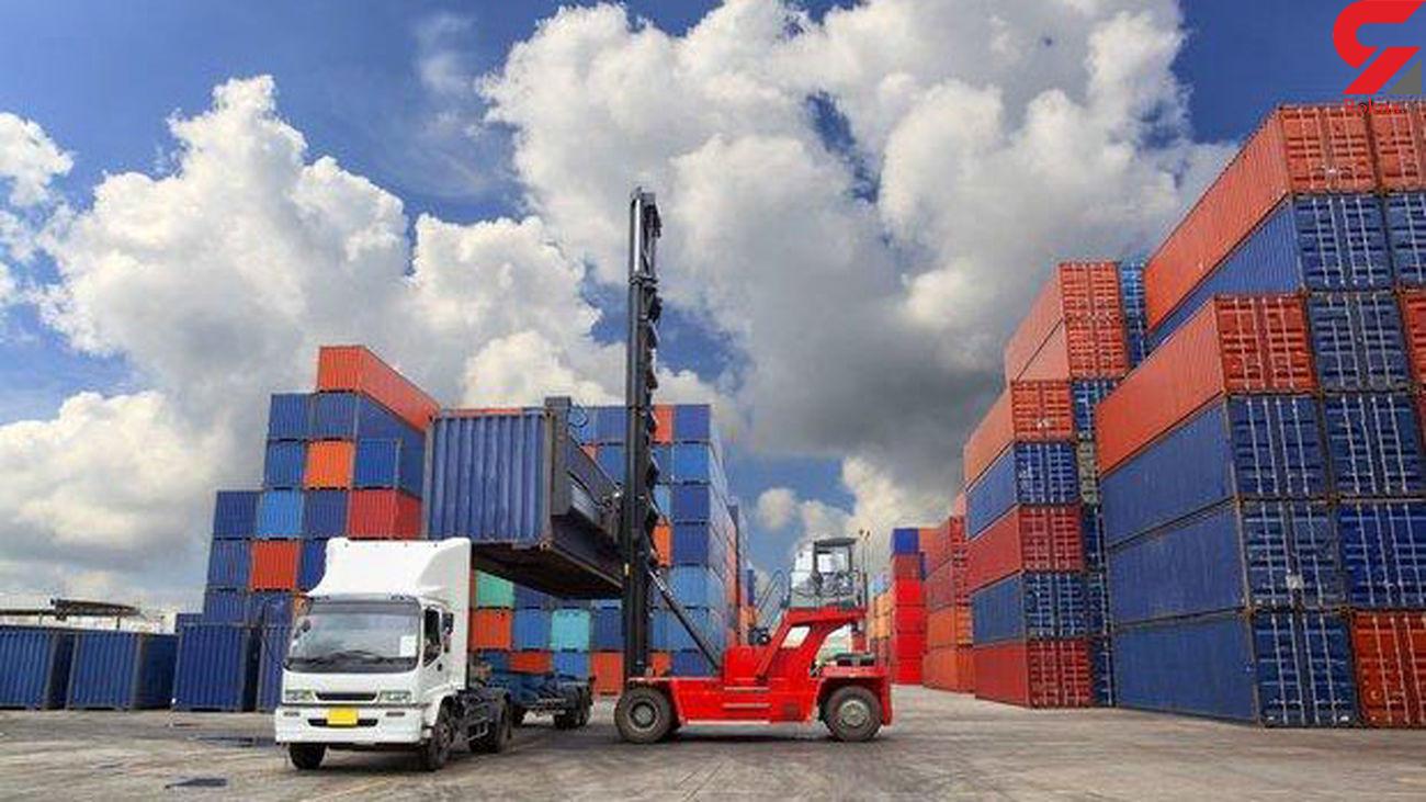 ۲۰ کشور اصلی فهرست تجارت با ایران