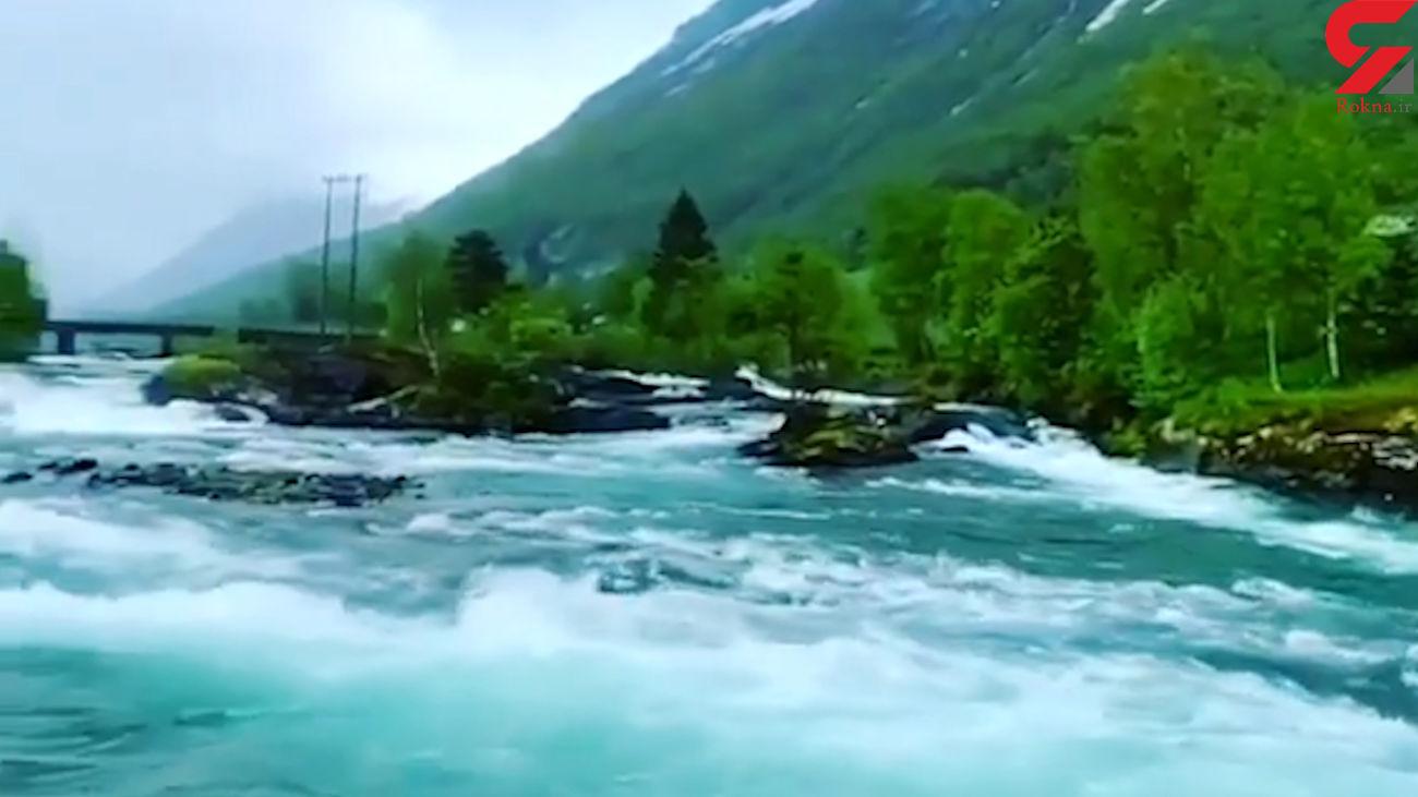 سفر به نروژ در دوران کرونا + فیلم