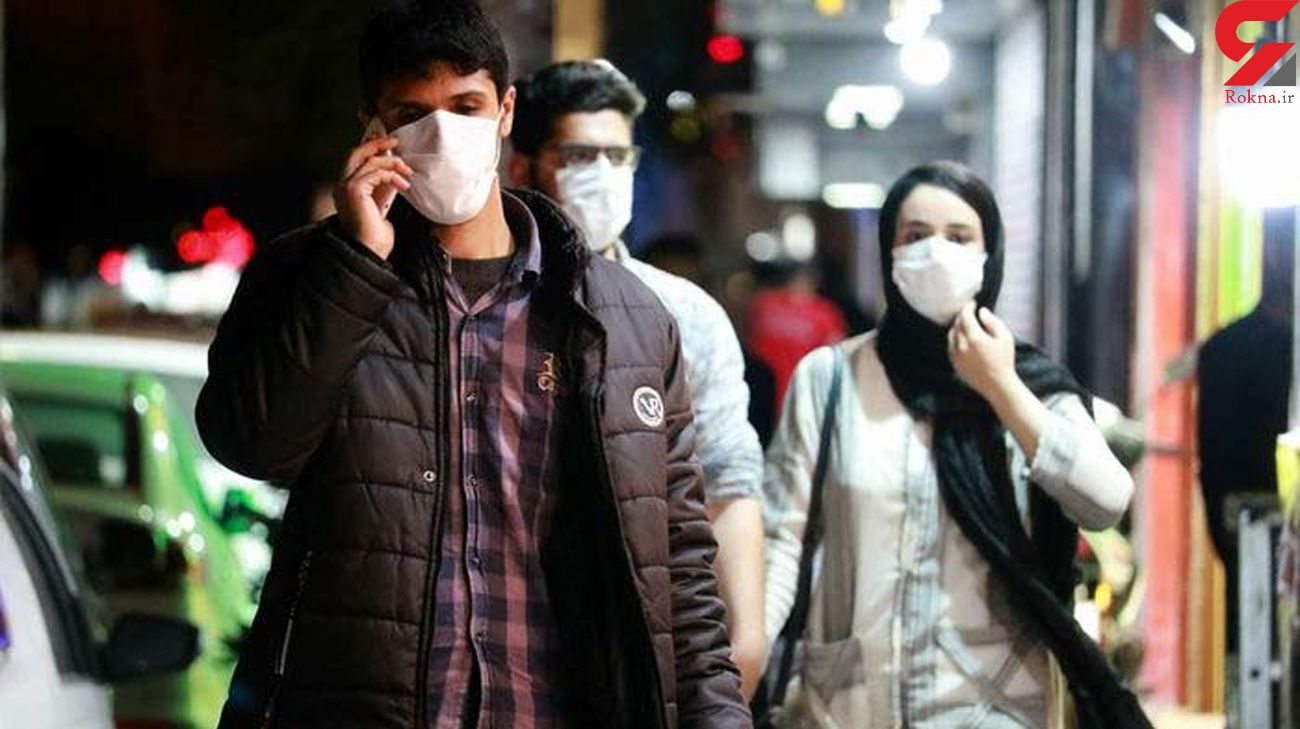 تهران منشا آلودگی کروناست / ماسک نذر کنید