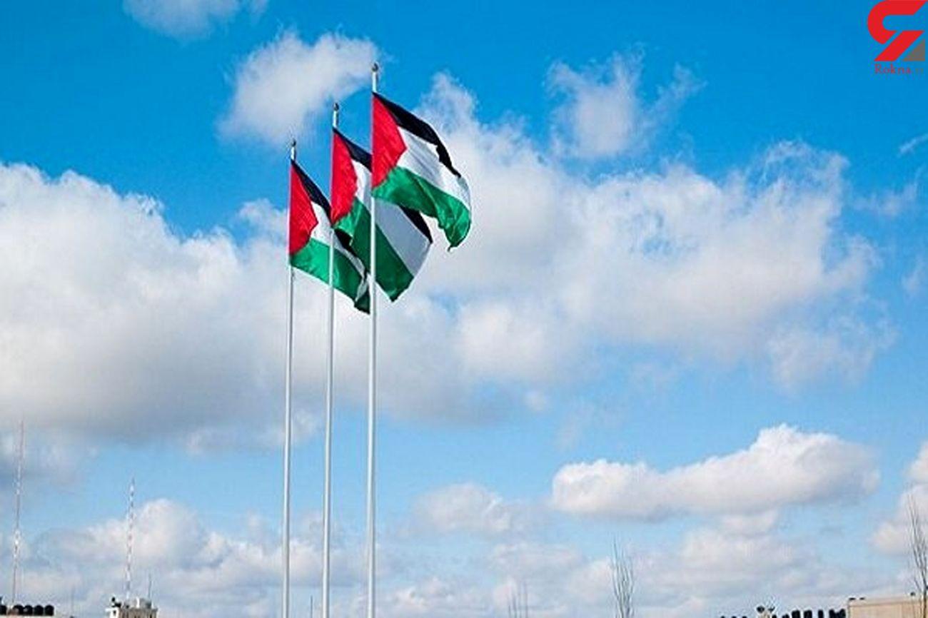 از اهتزاز پرچم فلسطین در میدان ۲۲ بهمن خرمآباد تا سوختن پرچم اسرائیل توسط مردم