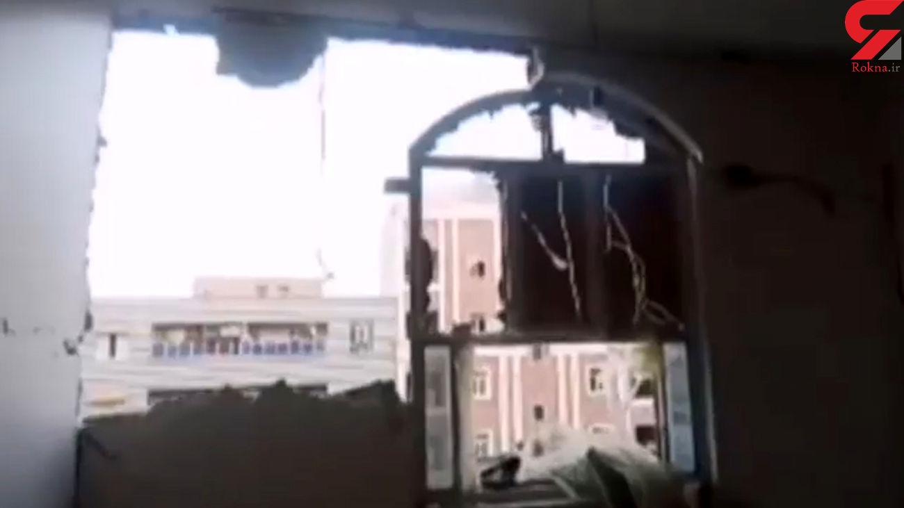 انفجار هولناک گاز در اهواز / حال وخیم 5 مصدوم حادثه + فیلم