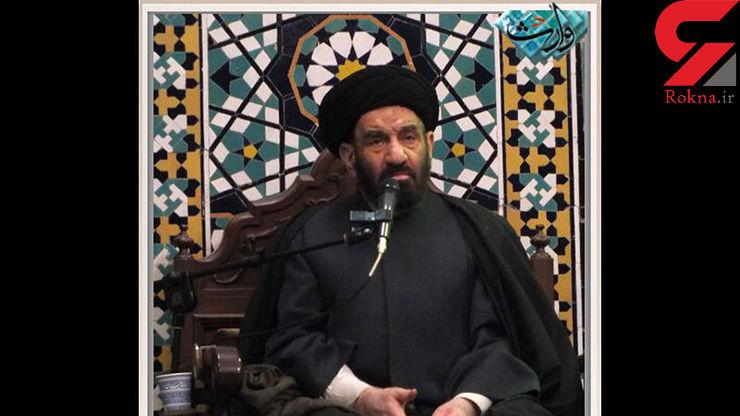 درگذشت حجت الاسلام شجاعی + عکس