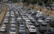 وضعیت ترافیکی تهران در روز چهارشنبه دوم بهمن ماه