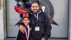 قتل دردناک دختر 11 ساله در روز تولدش+عکس