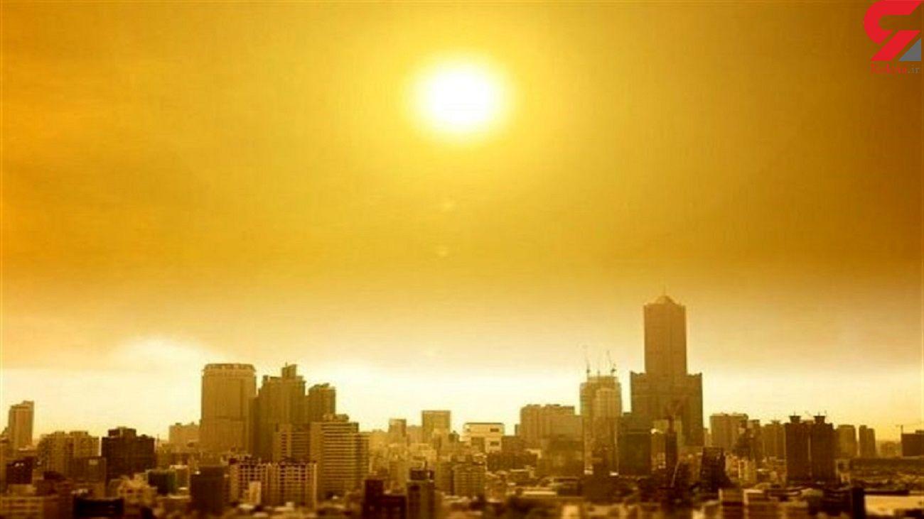 هوای تهران گرم تر می شود / امروز هوای پایتخت سالم است