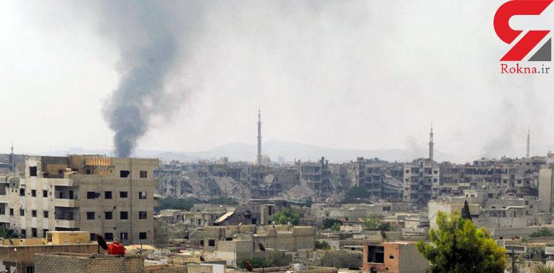حمله جنگنده های رژیم صهیونیستی به دمشق
