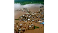 تصاویری ناراحت کننده از وضعیت سیل زده های گنبد کاووس و آق قلا +فیلم
