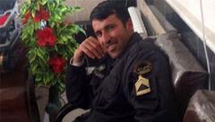 شهادت مامور پلیس در گلپایگان + عکس شهید حسن دلاور