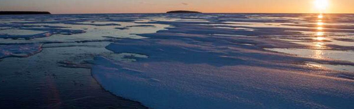 دریاچه زیبای اونگیا در روسیه