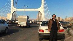 راننده تاکسی اینترنتی تبریز جنجال برانگیز شد / او برای مسافر زن چه کاری انجام داد؟ + عکس