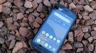 تولید گوشی جان سخت برای مشاغل سخت