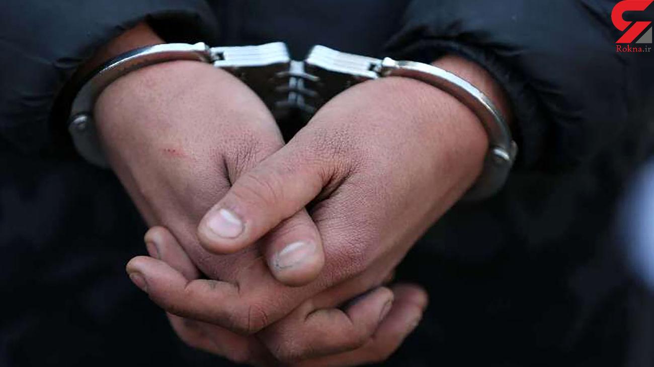3 سارق حرفهایی در بیجار دستگیر شدند