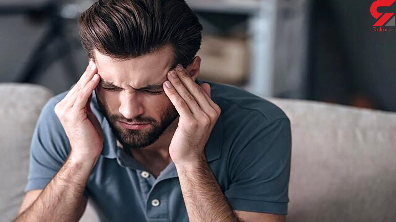 مهم ترین عوامل موثر در ایجاد سردرد
