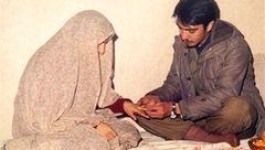 ماجرای عروس سه روزه خرمشهری / حلقه ازدواجی در انگشت شهید خاکسپاری شد + عکس