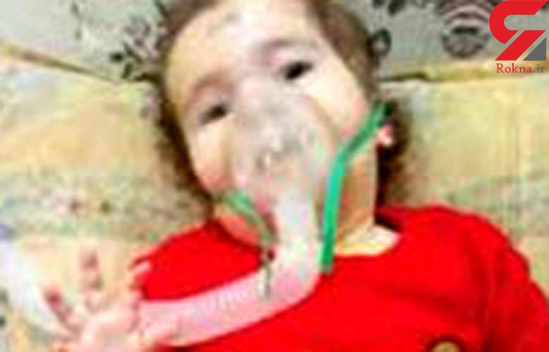 گران شدن قیمت دلار زندگی این دختر بچه خوزستانی را به خطر انداخت + عکس