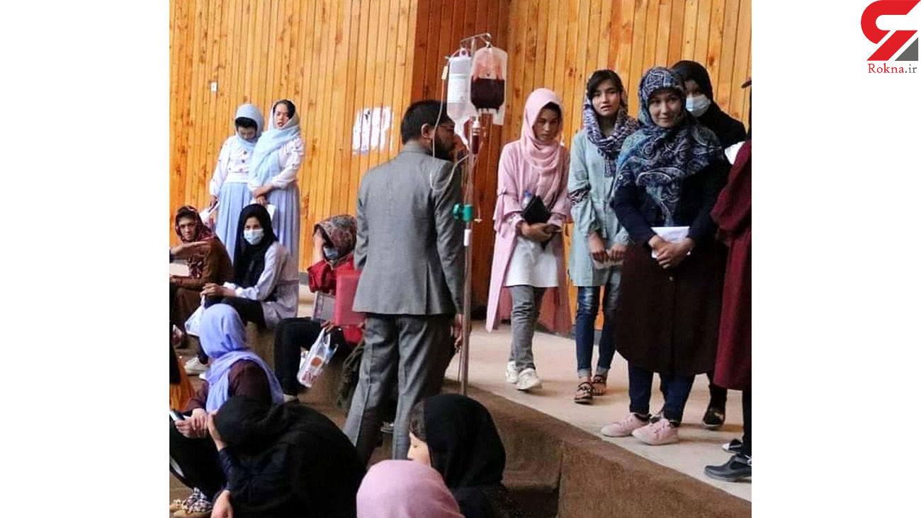 دختر سرطانی افغان همه را در کنکور شوکه کرد/ انگیزه او چه بود؟