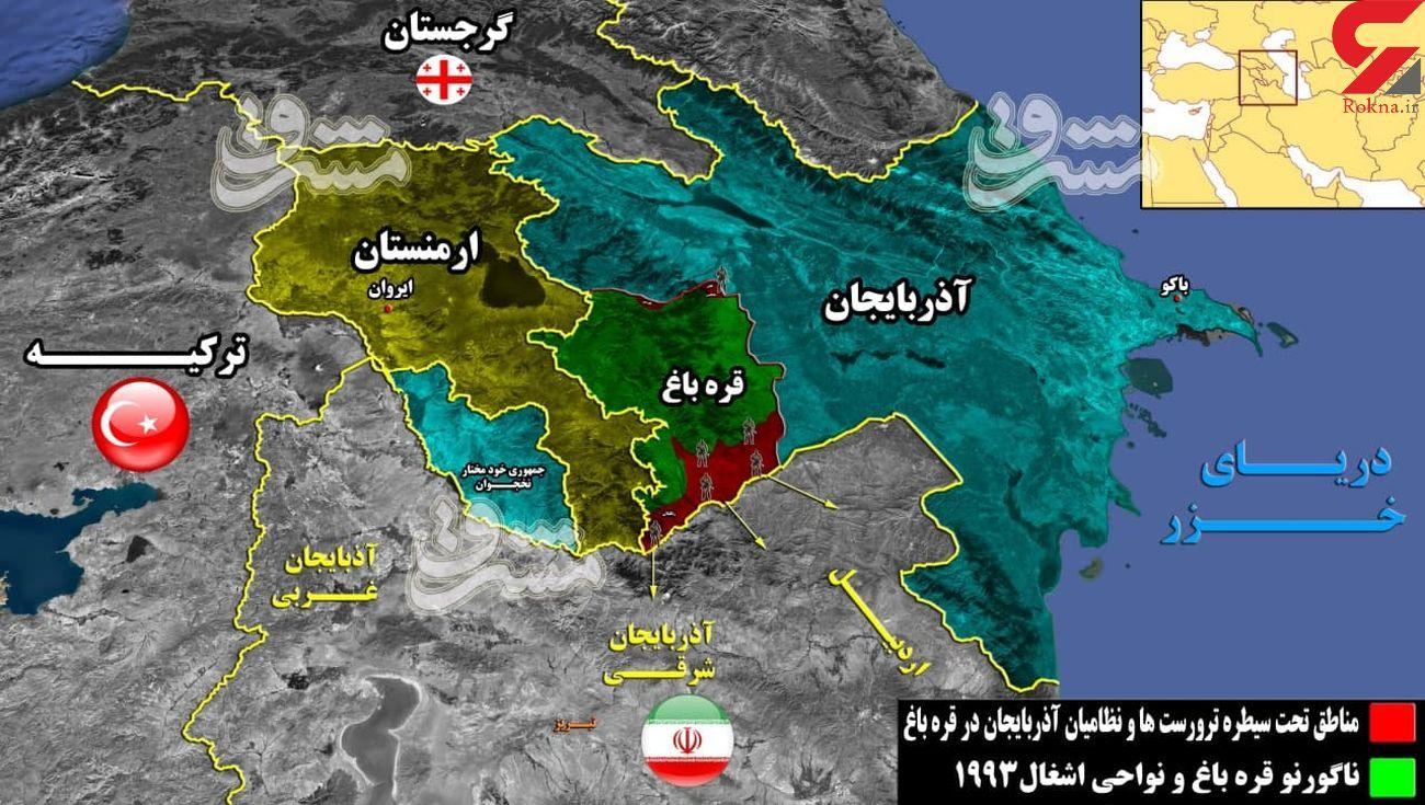 صهیونیست ها دنبال شکل گیری اسرائیل دوم در مرزهای ایران هستند