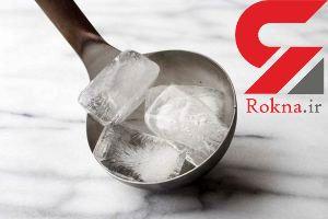 استفاده های جالب از قالب یخ در خانه داری