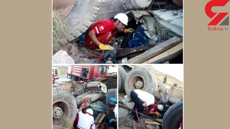 یک کشته و یک زخمی در محور فردوس _ بجستان