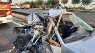 فوت یک کودک و مصدومیت دو نفر در تصادف شهرری