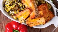 طرز پخت ماهی بریانی / آشپزی در قرنطینه کرونا