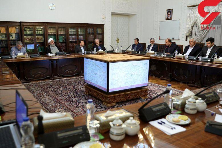 جلسه هماهنگی سفر کاروان تدبیر و امید به استان خراسان شمالی برگزار شد