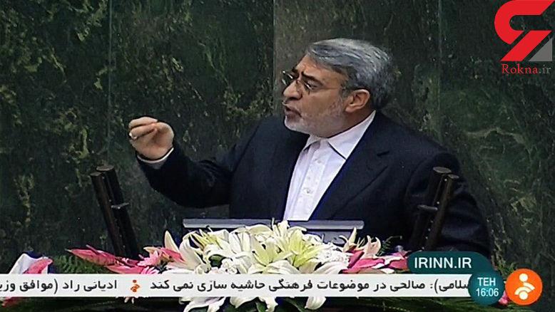 رحمانی فضلی:مبنای انتخاب رییس جمهور برای وزارت کشور توسعه محوری بوده است