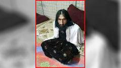 مرد خطرناک لباس زنانه پوشید تا فرار کند + عکس