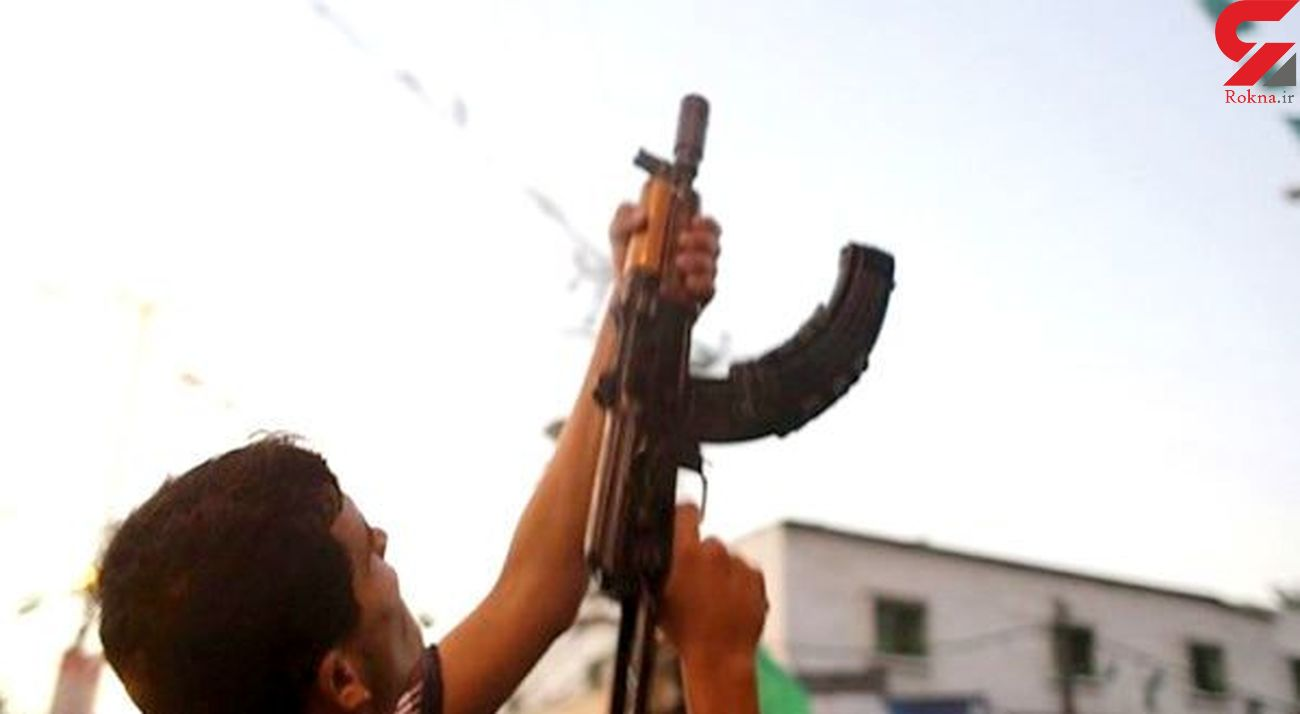 دستگیری 5 مرد مسلح در آبادان / آنها در درگیری مسلحانه تیراندازی می کردند